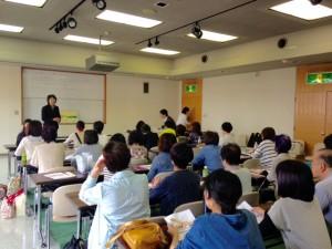 木代成講師講義の模様